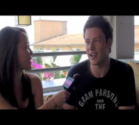 Cory Monteith - Oakley Gifting Suite