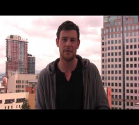 cory monteith talks project limelight