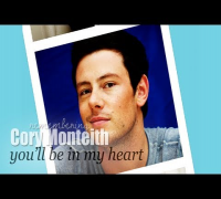 cory monteith || you'll be in my heart