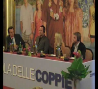 Couples Retreat (L'isola delle coppie) with Vince Vaughn, Malin Akerman and Peter Billingsley/Part 2