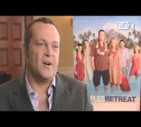Couples Retreat: Vince Vaughn & Malin Akerman interview