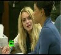 Crocodile Tears in Court? Lindsay Lohan gets 90 days in jail