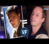 Damien Witecka - voix française de Leonardo DiCaprio