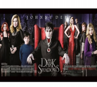 Dark Shadows Movie Review - Johnny Depp, Michelle Pfeiffer