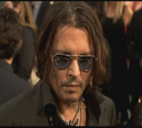 Dark Shadows premiere: Johnny Depp, Michelle Pfeiffer and Tim Burton walk the black carpet
