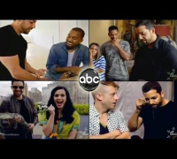 David Blaine: Real or Magic with celebrities [katy perry, Kanye Will Smith..] ABC AMAZING