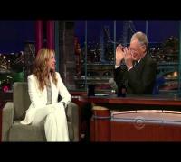 David Letterman Julia Roberts 2009/03/17