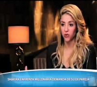 De Película (21/04/2013) Shakira es demandada por su ex pareja Antonio de la Rua
