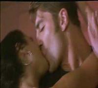 deep kissing penelope cruz