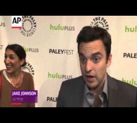 Deschanel Talks 'New Girl' Kiss