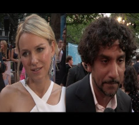 Diana - World Premiere - Interviews inc Naomi Watts, Naveen Andrews, Oliver Hirshbiegel