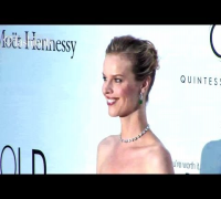 Diane Kruger, Doutzen Kroes, Eva Herzigova, Liya Kebede: amfAR Red Carpet | Cannes 2012 | FashionTV