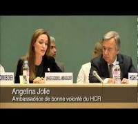 Discours d'Angelina Jolie à l'ExCom