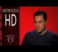 Django Desencadenado - Entrevista Leonardo DiCaprio HD