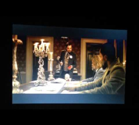 Django Unchained- Best scene(Full Scene/Leonardo Dicaprio/Cuts Hand/Gets Stitches)