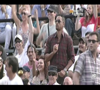 Djokovic vs Nadal - Will Smith bailando men in black 24 11 2013