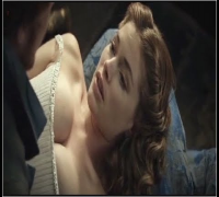 Doutzen Kroes Cleavage and Kissing Scene HQ VIDEO