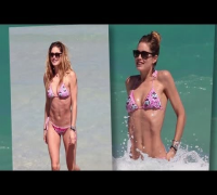 Doutzen Kroes est parfaite en bikini