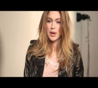 Doutzen Kroes' exclusive backstage video for new L'Oréal Paris campaigns