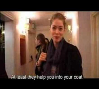 Doutzen Kroes Part2/3 English Subtitles
