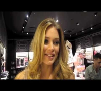 Doutzen Kroes Talks Travel