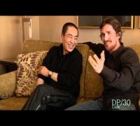 DP/30: Flowers of War, director Zhang Yimou, actor Christian Bale