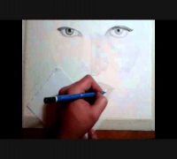 Drawing Milla Jovovich