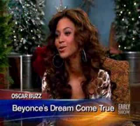 'Dreamgirl' Beyonce Knowles (CBS News)