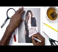 Drew Barrymore: A Photographer's Editing Process