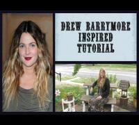 Drew Barrymore Inspired Tutorial