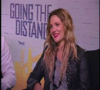 Drew Barrymore Justin Long talk sex  and a fluffer with Brad Blanks