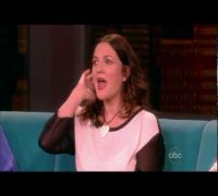Drew Barrymore on Her Makeup Line    The View