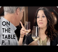 Drew Barrymore, Pinot Grigio From a Styrofoam Cup | Ep. 9 Part 1/3 On The Table | Reserve Channel