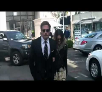 Drew Barrymore With New Boyfriend Will Kopelman At E. Baldi 2010 paparazzi