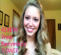 Drew Barrymore's NEW makeup line FLOWER -- First Impression!