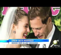 Drew Barrymore's Wedding Day Details Revealed in People Magazine