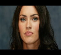 DRUG STORE ONLY - MEGAN FOX - EASY EVERY DAY MAKEUP TUTORIAL