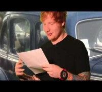 "Ed Sheeran and Rachel McAdams ""The Notebook"" Audition Tape"