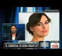 El comercial de Keira Knightley