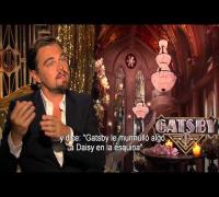 EL GRAN GATSBY - Entrevista Leonardo DiCaprio Actor - Oficial de Warner Bros. Pictures