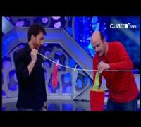 El Hormiguero (23/3/11) Olga Kurylenko (4/4)