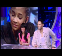 El Hormiguero (26/8/10) Will Smith, Jada Pinket Smith, Jaden Smith  y Jackie Chan (3/6)