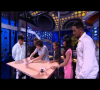 El Hormiguero (26/8/10) Will Smith, Jada Pinket Smith, Jaden Smith  y Jackie Chan (5/6)