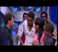 El Hormiguero (26/8/10) Will Smith, Jada Pinket Smith, Jaden Smith  y Jackie Chan (6/6)