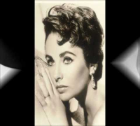 "Elizabeth Taylor and Audrey Hepburn  ""Top Two Icons"""