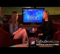 Ellen DeGeneres Show - 04/13/2011 - Anne Hathaway FULL interview Part 1 of 5
