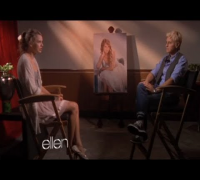 Ellen Gets Serious with Taylor Swift on The Ellen Degeneres Show