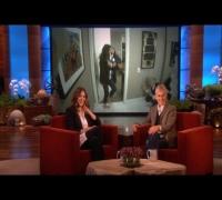 Ellen Scares Julia Roberts Backstage