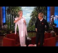 Ellen's Gift to Miley Cyrus