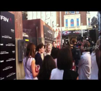 Emma Stone and Andrew Garfield // The Amazing Spiderman premiere in Madrid